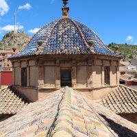Tambor de la cúpula