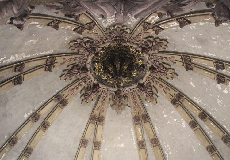 Portada cúpula